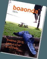 Revista Boa Onda - Edição inverno 2015