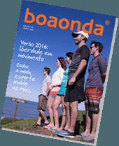 Revista Boa Onda - Edição verão 2016